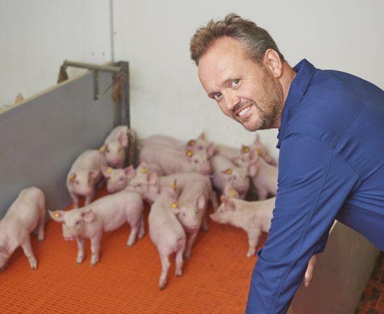 t.b.v. Vion- Goodfarmingstar website Reportage bij ABG Varkens te Mariaheide (Veghel) Fotograaf:Van Assendelft Fotografie