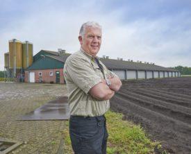 t.b.v. Vion- Goodfarmingstar website Reportage bij Amsems te Hulsel Fotograaf:Van Assendelft Fotografie