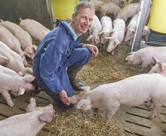 t.b.v. Vion- Goodfarmingstar website Reportage bij Stoffelen te Ottersum Fotograaf:Van Assendelft Fotografie
