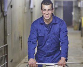 t.b.v. Vion- Goodfarmingstar website Reportage bij Visser te Hoogeloon Fotograaf:Van Assendelft Fotografie